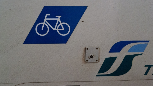 Trenitalia - bike pictogram