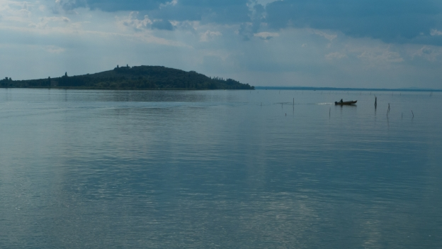 The Lago di Trasimeno - Umbria