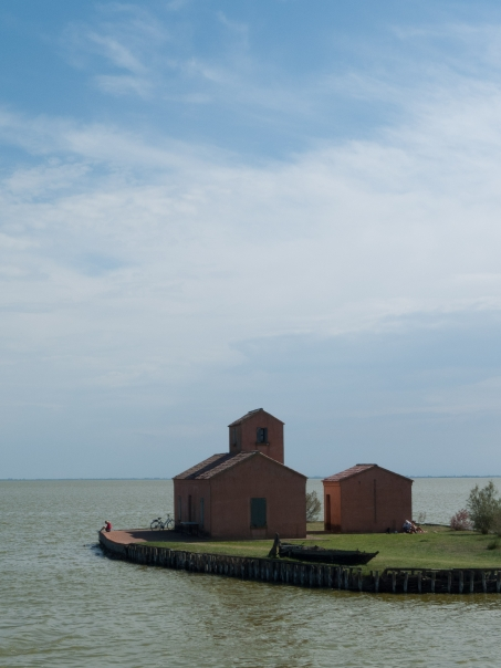 Lago di Comacchio - Emilia-Romagna