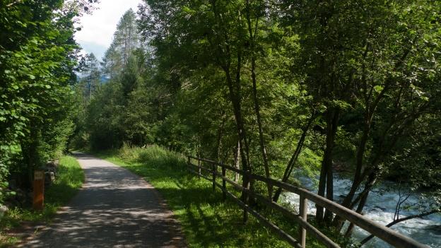 Ciclabile Val di Sole (Trentino)