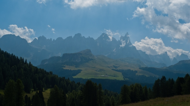 The Pale di San Martino