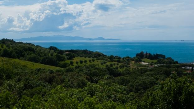 Toscana coast