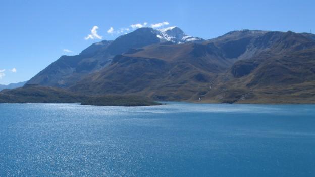 The Lac du Mont Cenis.