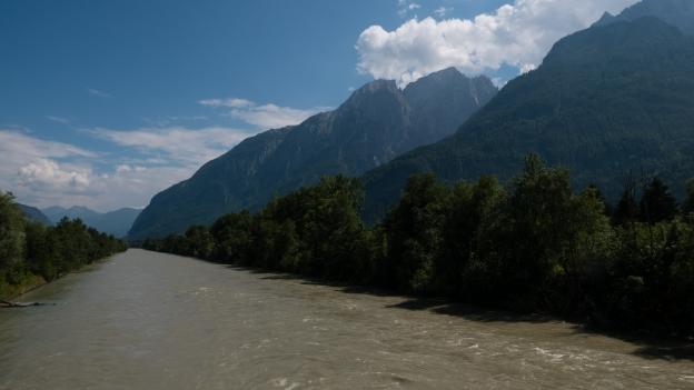 The River Drau