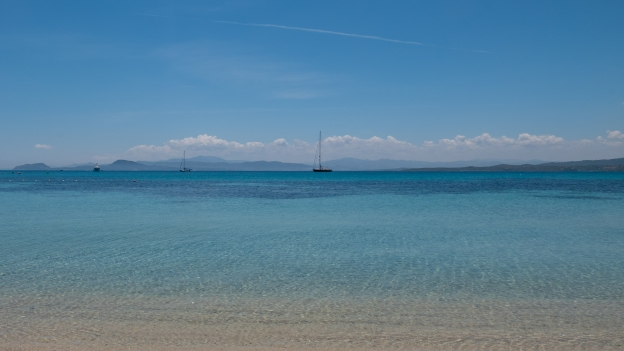 Beach at Golf degli Aranci