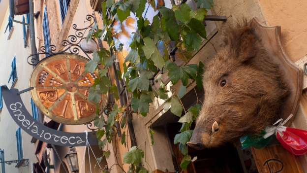 Restaurant in Volterra