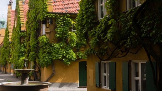 Augsburg: the Fuggerei