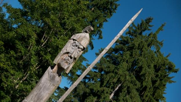 Via Claudia Kunst Park near Roßhaupten - Römer und Kelten by Josef Walk
