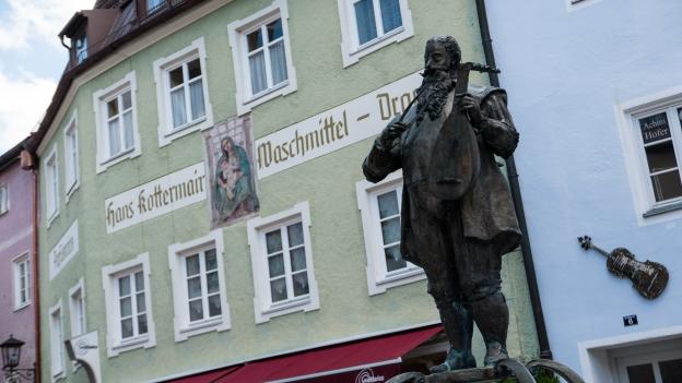 Füssen: Franziskanergasse