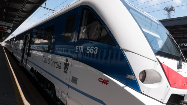 New trains on the Trieste-Tarvisio line
