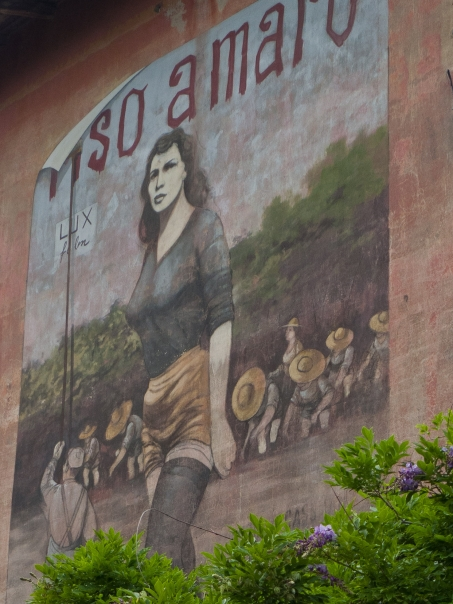 Mural - Pisogno (Piemonte)
